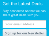 Get promotion through deal emails