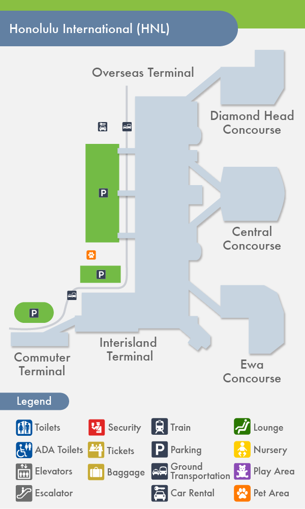 Related Keywords Amp Suggestions For Honolulu Airport Gate Map