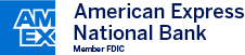 American Express National Bank logo