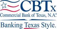 Commercial Bank of Texas Totally Free Business Checking