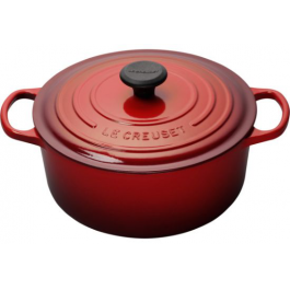 Le Creuset 5 1/2-Qt. Round French Oven