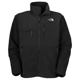 North Face Men's Denali Jacket (Black)